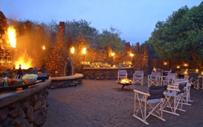 Ideas on building a Boma, its origins and what food to serve at a Boma dinner