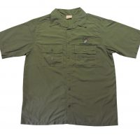 Tim Brown Tours Shop Shirt Olive