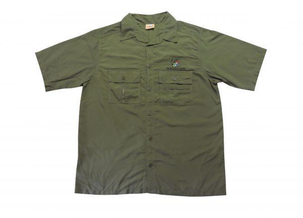 Tim Brown Tours Shop Shirt Olive