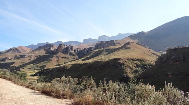 Drakensberg tour